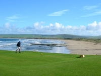First tee, Machrihanish
